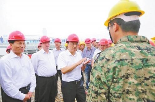总理寄语新郑机场二期工程:打造造福百姓的百年工程