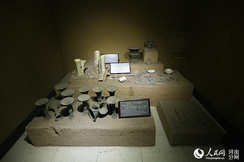 安阳殷墟博物馆:讲述三千年前殷商王朝故事(图