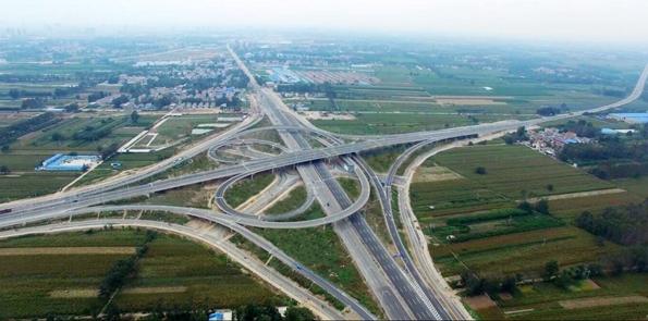 互通立交及引线工程-中建七局豫东公司 积极进取 绘制城市建设新蓝图