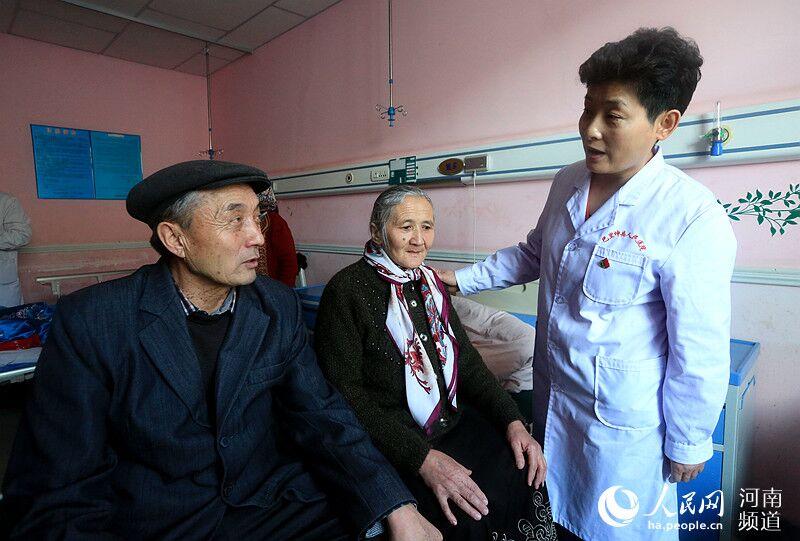 援疆医生马启敏:给牧民带来