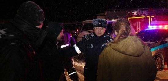 俄一客机坠毁 机上71人全部遇难