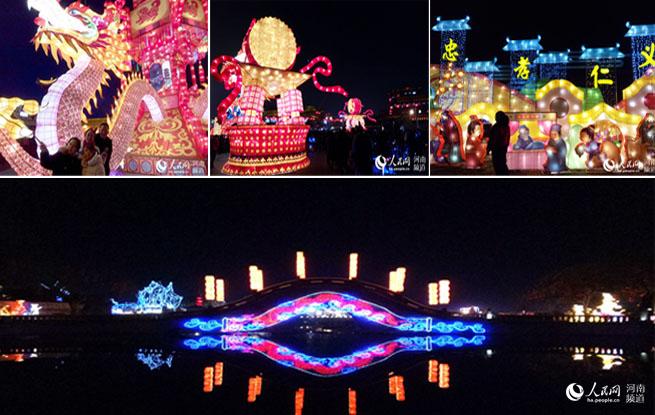 【新春走基层】汴梁城的灯光盛宴