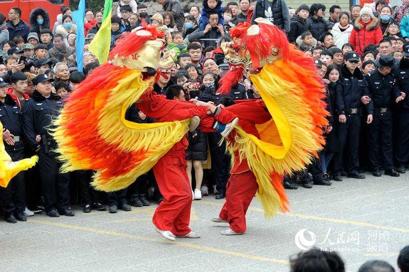 第十届鹤壁民俗文化节