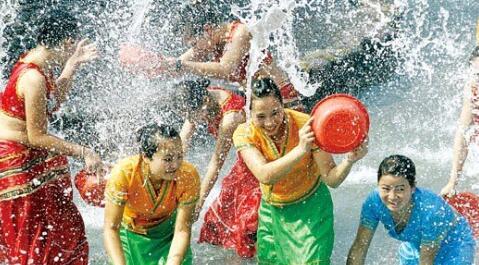 泼水节催热4月东南亚旅游