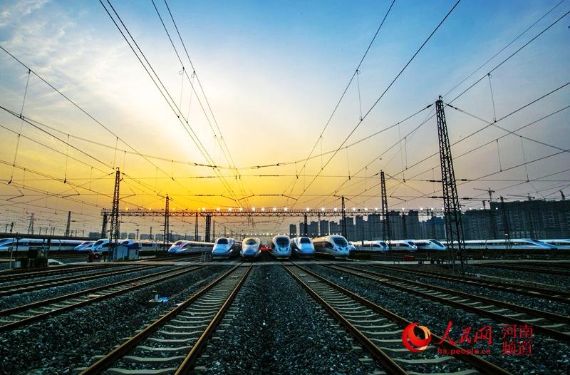 郑州新增川渝方向高铁