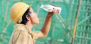 河南:日最高气温超40℃停止室外露天作业