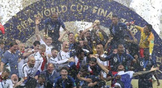 法国队与大力神杯再续前缘