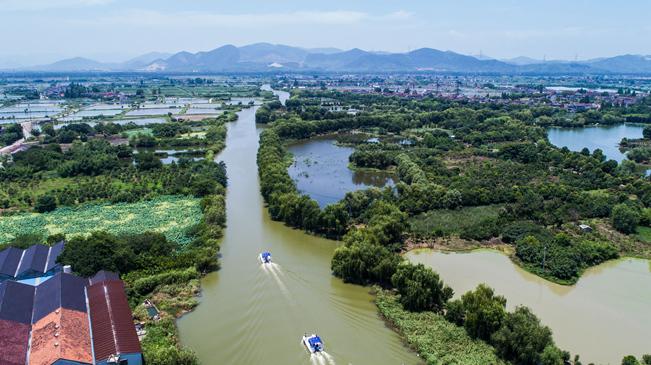 我国全面建立河长制