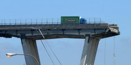 意大利塌桥事故死亡人数增至39人