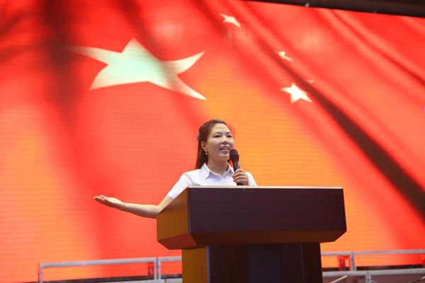 河南邓州:教育扶贫展演汇聚正能量