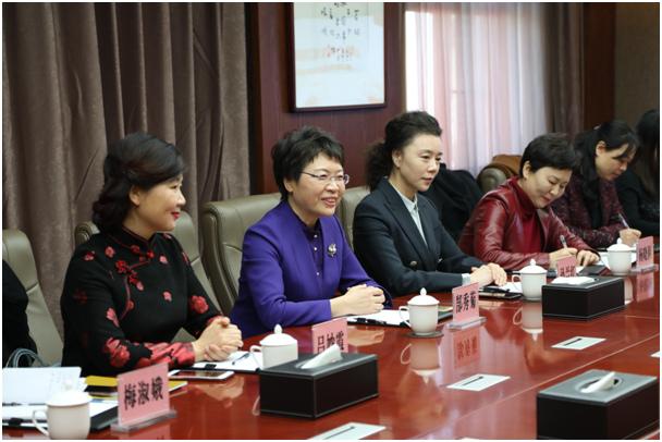 """聚焦妇女建功新时代 洛阳驻京""""妇女之家""""成立"""