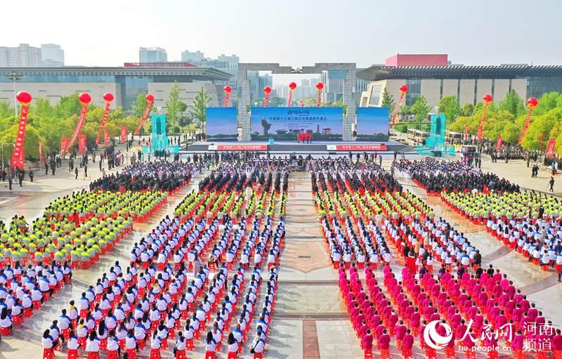 引资211亿元 许昌第十三届三国文化周硕果累累