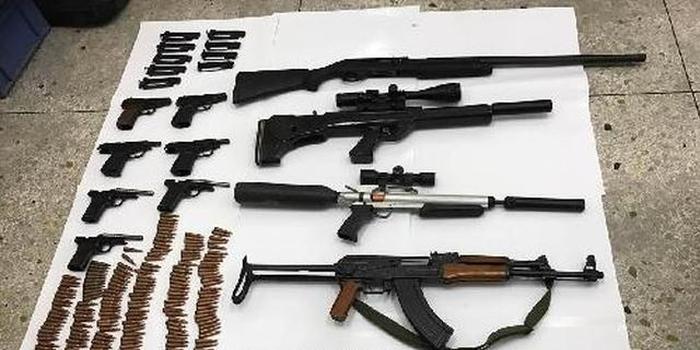 收缴236个枪支 河南抓获涉枪犯罪嫌疑人155人