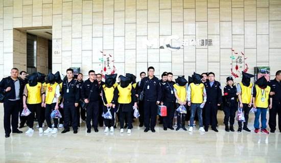 河南警方重拳打击网络诈骗 刑拘1141人、冻结查扣赃款2.88亿