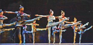 足尖上跳出中国节拍 芭蕾舞这个舶来品如何在国内赢得市场?辽宁芭蕾舞团选择用大家耳熟能详的故事创排新剧……