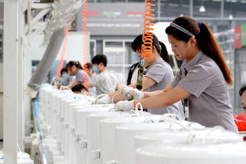 民权县工业增速位居商丘市第一名 经济运行形势持续稳定向好