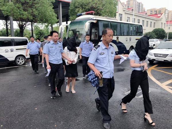 河南警方再破获各类电信诈骗刑事案件220起
