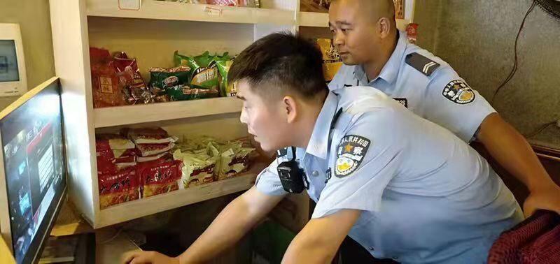 郏县警方侦破系列电动车电瓶被盗案
