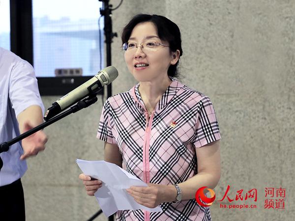516名河南大学生志愿者奔赴祖国西部进行志愿服务