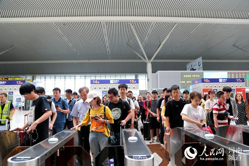 合理安排出行!鄭州鐵路停運車次陸續恢復 今日高鐵停運2趟