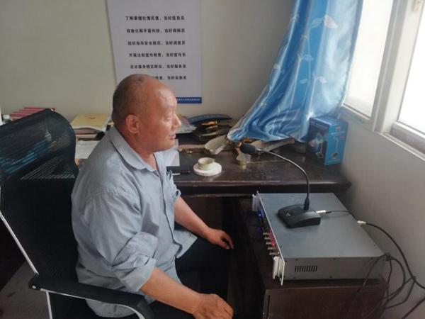 """南阳宛城区瓦店镇:中断30年的乡村""""大喇叭""""恢复播放 村民乐开花"""
