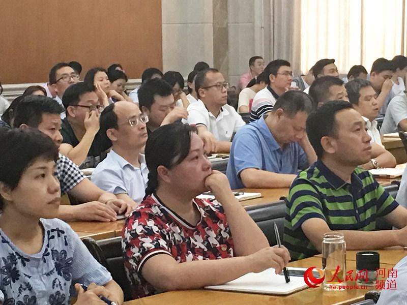 5年感动10万人次 河南淅川移民精神首次唱响省直机关