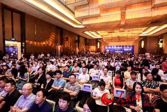 探寻河南发展新优势 中国中部首届高铁经济研讨会在郑举行