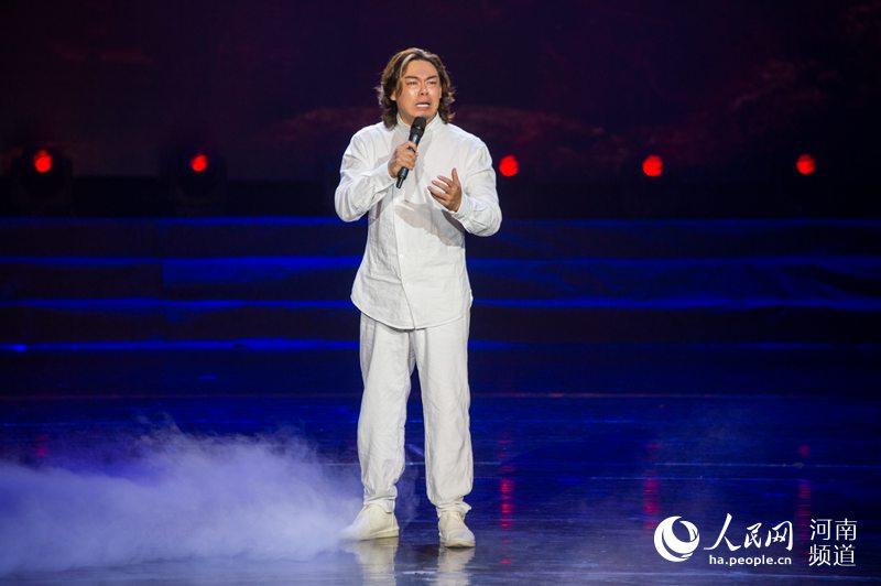 """第五届""""中国诗河·鹤壁""""诗歌大赛颁奖晚会27日举行"""