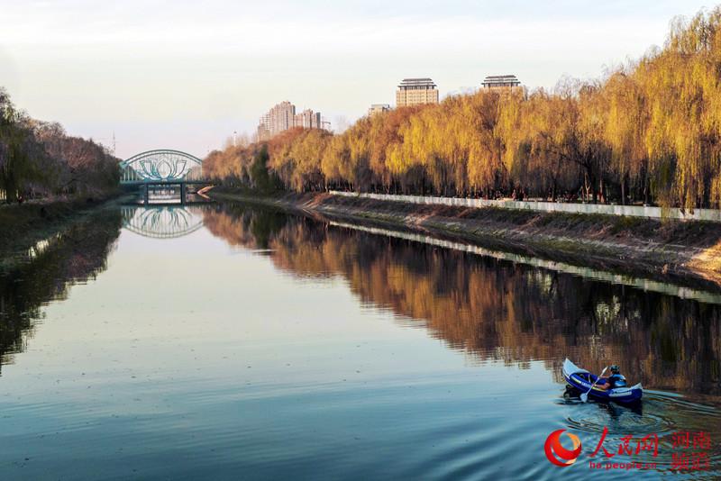 河南许昌:一座在水声中醒来的森林城市