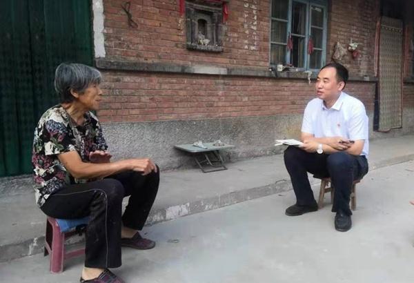 林州:洹河之畔扶贫歌