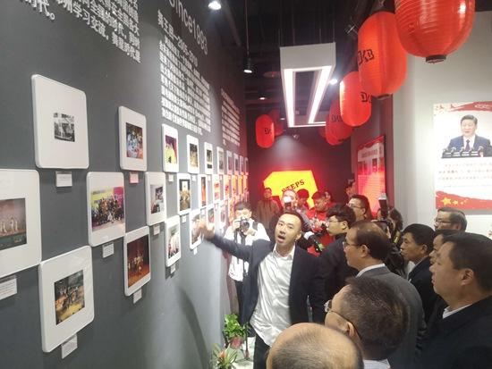 新的社会阶层人士统战工作交流片会12日在郑州召开