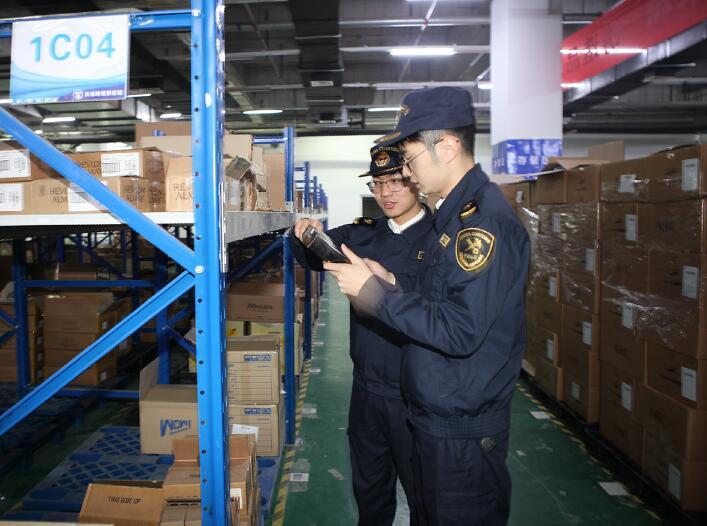 给力!前10月新郑海关监管跨境电商进出口清单4484.05万单