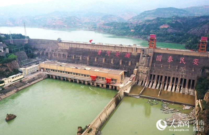 """""""三门峡大坝""""建成后 肆虐的黄河变身""""幸福河"""""""