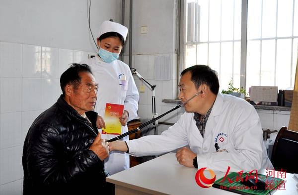 河南浚县:织张大网重构乡村