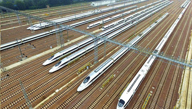 河南交通大变样 河南高铁总里程达到1728公里