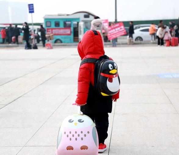 """""""小候鸟""""们的幸福回家路"""