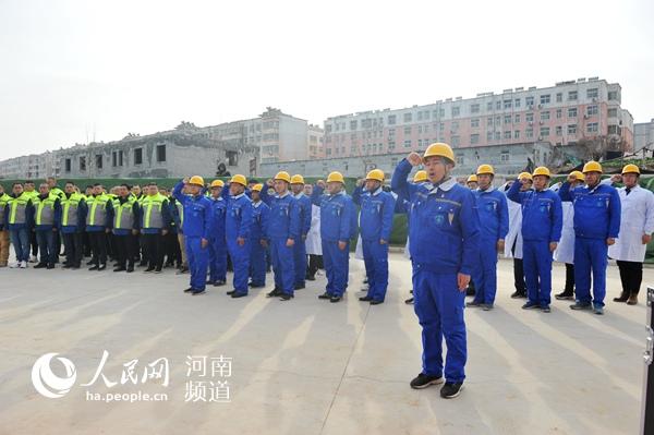 好消息!国家供水应急救援中心西北基地在郑州正式投运