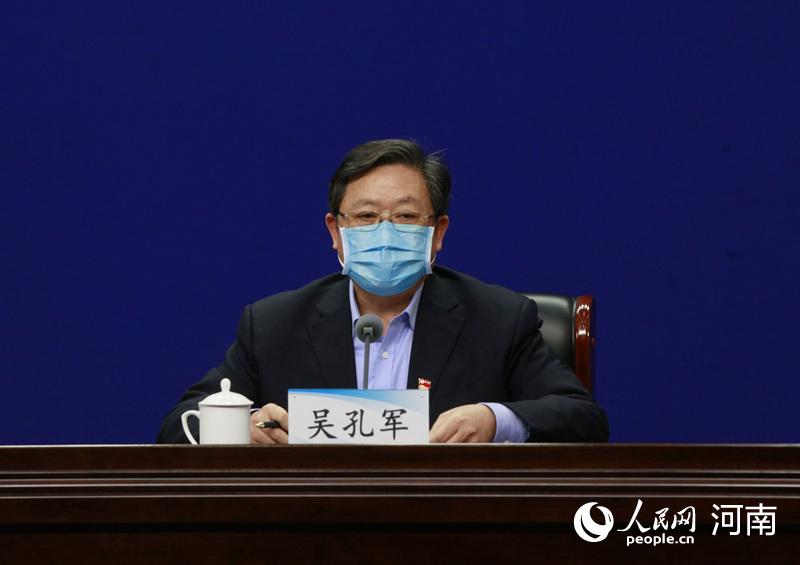 吴孔军:河南高速免费时段延长至2月8日24时