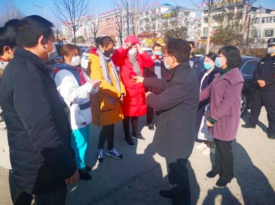 6名武汉游客在河南栾川解除隔离 称还会再来