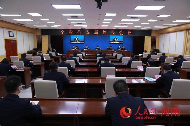 创历史新高!河南公众安全感系数96.36%
