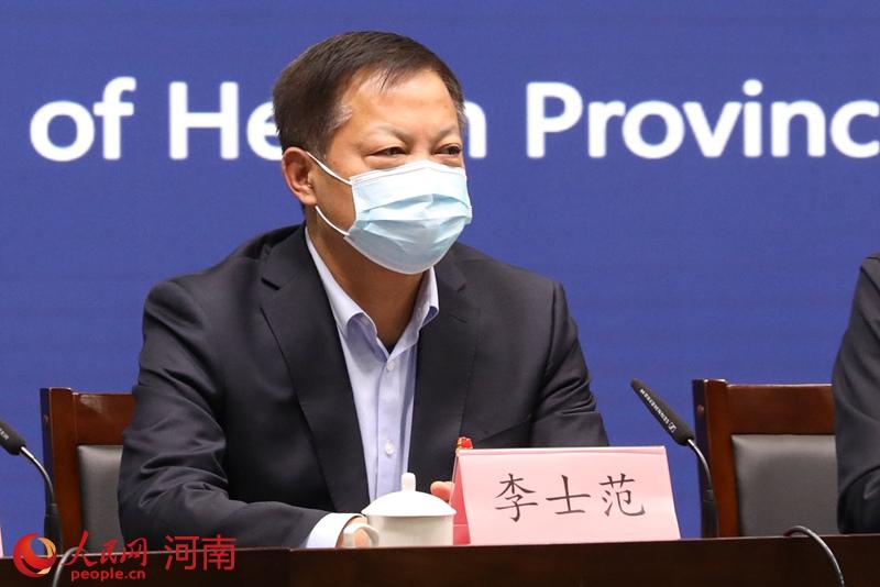 不轻言成功!李士范:参与新冠肺炎防控阻击 我感受很多