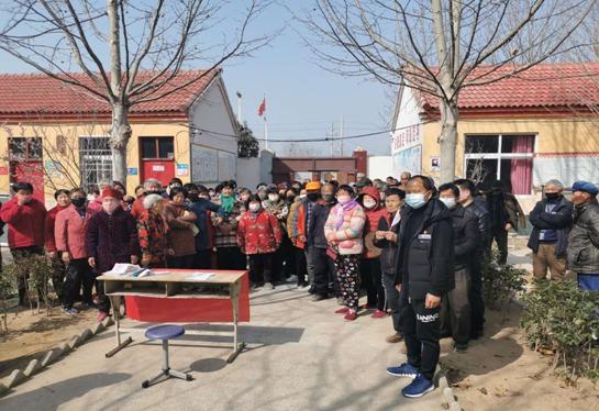 杭州兄弟搬迁 开封祥符区曲兴镇:带贫产业促增收贫困群众喜分红