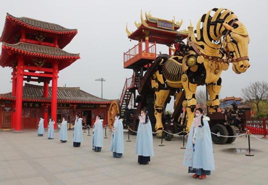 2020中国(开封)清明文化节 六大活动亮相清明上河园