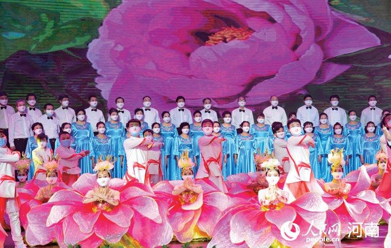 点赞无数!第三十八届中国洛阳牡丹文化节开幕