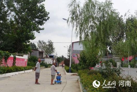 【聚焦精准扶贫】三间房村的三个全覆盖