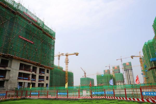 鹤壁市城乡一体化示范区上半年12个市重点项目完成投资14.6亿