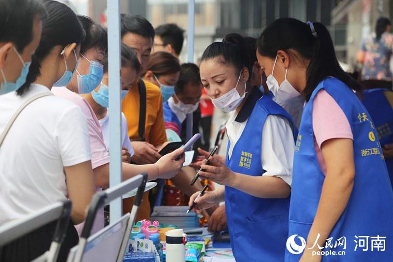 党建引领 郑州:创建社区自治共治模式