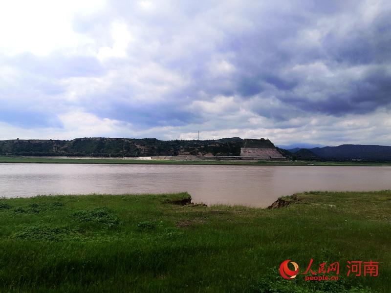 河南三门峡:黄河生态廊道 群众幸福大道