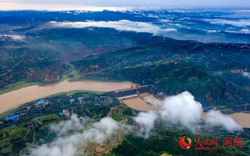 河南三门峡:强化生态实践 助推高质量发展