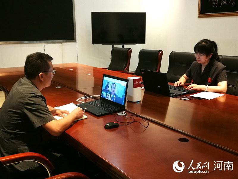 河南首个5G智慧法庭来了 给老百姓带来哪些便利?